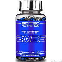 Scitec Nutrition ZMB6 60 капсул  Цинк магний и витамин В6