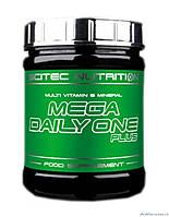 Scitec Nutrition Mega Daily One Plus 60 капсул Комплекс мультивитаминов и минералов