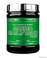 Scitec Nutrition Mega Daily One Plus 120 капсул Комплекс мультивитаминов и минералов