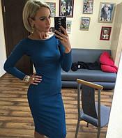 Женское  платье платье миди длины