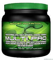 Scitec Nutrition Multi Pro 30 пакетов Комплекс витаминов и минералов