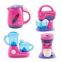 Набор игрушечной бытовой техники для кухни T40-025