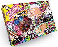 """Набор для творчества""""Fashion Braceletes"""", средний  FВ-01 Danko Toys"""