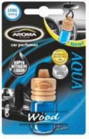 Освежитель воздуха Aroma Car Wood Aqua