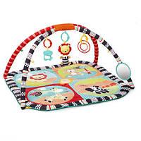 Коврик детский развивающий Bright Starts Зоопарк 52039
