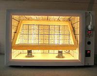 Автоматический инкубатор Господар на 120 яиц с автоматическим поддержанием заданной влажности
