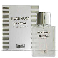 Royal Cosmetic - PLATINUM CRYSTAL - pour Homme EDT 100ml