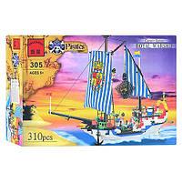 Конструктор BRICK 305/298781 пираты