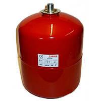 Расширительный бак цилиндрический Varem Extravarem LR 25 литров c фиксированной грушей