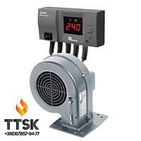 Комплект для твердотопливного котла KG Elektronik CS-20+KG Elektronik DP-02