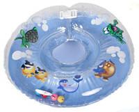 Круг для купания младенцев Delfin (Польща)+Подарок!