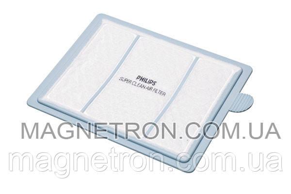 Выходной микрофильтр AFS для пылесоса Philips FC8030/00 432200492910, фото 2