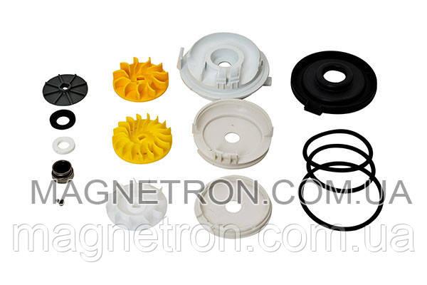 Комплект крыльчаток и уплотнителей для помпы посудомоечной машины Electrolux 50273433008, фото 2