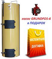 Котел STROPUVA S10 на дровах 10кВт