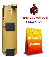 Котел STROPUVA S10-U на дровах 10кВт