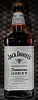 Виски Jack Daniel's Honey 1л / Джек Дениэлс Медовый