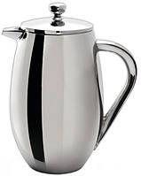 Поршневой заварник для кофе или чая Berghoff с двойной стенкой 0,75 л.