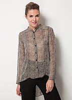 Женская леопардовая блуза MA&GI