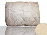 Одеяло шерстяное стеганное р.200х210 в сатине евро 300 плотность