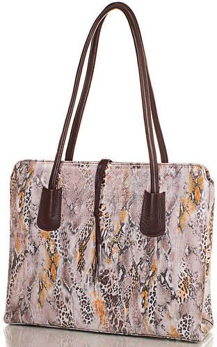 Женская повседневная кожаная сумка DESISAN, SHI062-12-ZM