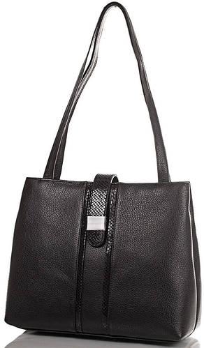 Классическая женская кожаная сумка DESISAN, SHI1521-2-FL
