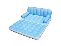 Надувной раскладной диван BestWay  75038 (188-152-64)