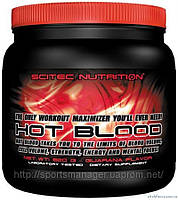 Scitec Hot Blood 820 грамм Энергетик