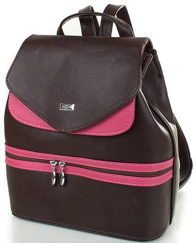 Городской женский рюкзак из кожезаменителя  ETERNO,  ETMS35219-10