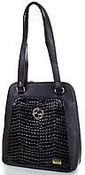 Элегантная  женская сумка-рюкзак из качественного кожезаменителя ETERNO, ETMS35203-2