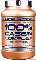 Scitec 100% Casein Complex 920 грамм Казеиновый протеин