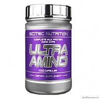 Scitec Ultra Amino 1000 капсул Аминокислоты