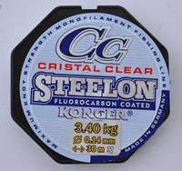 Леска Konger Steelon  CC (флюорокарбон) 50метров 0.08