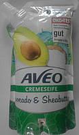 Жидкое крем - мыло Aveo Avocado&Sheabutter (запаска)