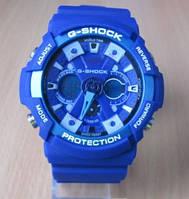 Часы Casio(Касио) G-Shock GA200 синий