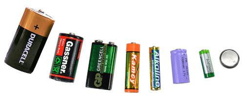 Аккумулятор и Батарейка