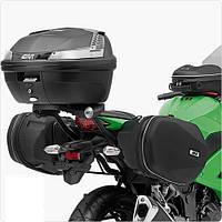 Крепление кофра центрального Givi 4107FZ для мотоцикла Kawasaki EX250R Ninja 2008-2012