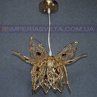Люстра подвес, светильник подвесной IMPERIA одноламповая LUX-530052