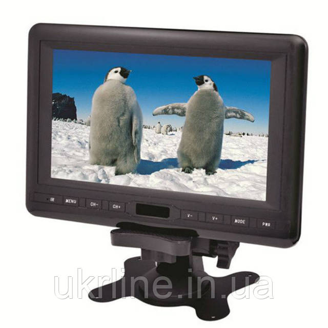 10 inch portable tv 12v dc led tv small size television