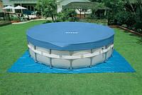 Покрытие под бассейн 58001(Размер: 3,35м х 3,35м)