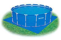 Покрытие под бассейн 58002(Размер: 3,96м х 3,96м)