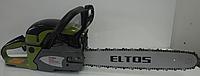 Бензопила ELTOS БП-45-4,3(2шины+2ц) метал
