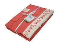 Женский набор для сауны Бамбуковое полотенце на липучке Турция