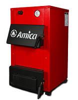 Котле под дрова и уголь Амика Оптима 14 кВт (Amica Optima)