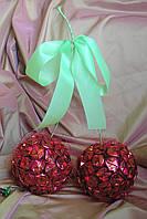 Вишня из конфет. Оригинальный подарок сладкоежке.