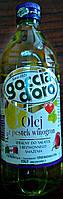 Итальянское масло из виноградной косточки Goccia D'Oro нерафинированое 1л