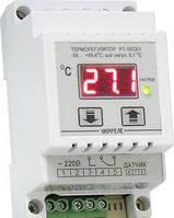 Терморегулятор PT-16D01 на DIN-рейку
