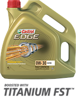 Масло моторное CASTROL EDGE 0W-30 A3/B4 ✔ 1л.