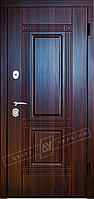 Стальные двери в квартиру ТМ Двери Украины модель Гектор Серия Сити Комплектация 1
