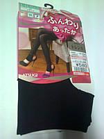 Термоколготки без пятки и носка женские