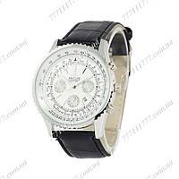Часы мужские наручные Breitling Chronometre Navitimer Black/Silver/White